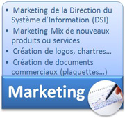 Offre de Services : Marketing